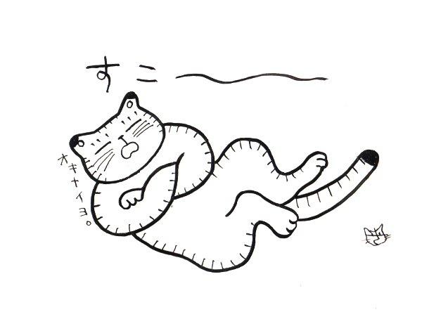 師走の猫 5