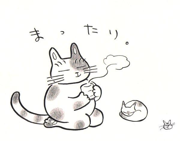 師走の猫 6