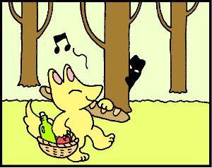 ほろほろな『ピクニック』