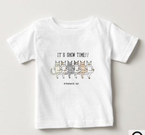 Tシャツ It's Show Time!