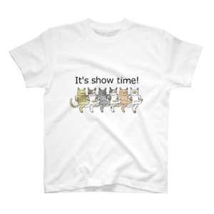 It's show time! Tシャツ